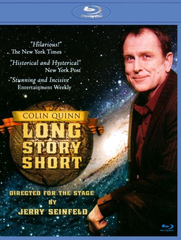 Colin Quinn: Long Story Short [Blu-ray] [2010] 19668371