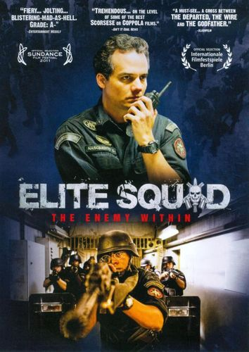 Elite Squad: The Enemy Within [DVD] [2010] 19669361