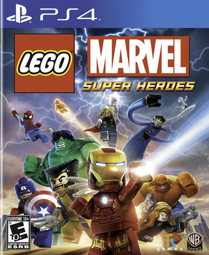 LEGO Marvel Super Heroes - PlayStation 4 1967074