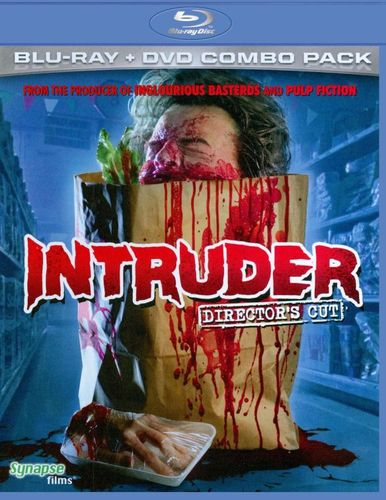 Intruder [2 Discs] [Blu-ray/DVD] [1989] 19671447