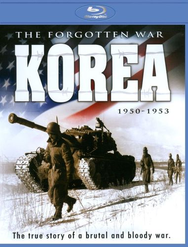 Korea: The Forgotten War [Blu-ray] 19673109