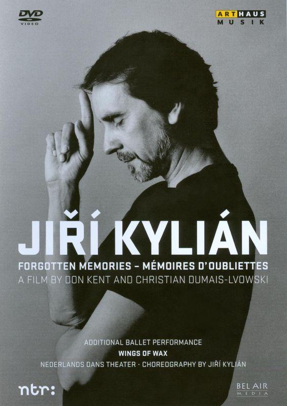 Jiri Kylian: Forgotten Memories [DVD] [2011] 19674144