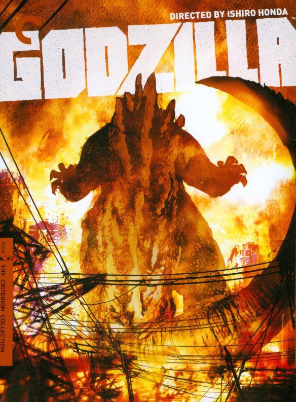 Godzilla [Criterion Collection] [2 Discs] [DVD] [1954] 19677763