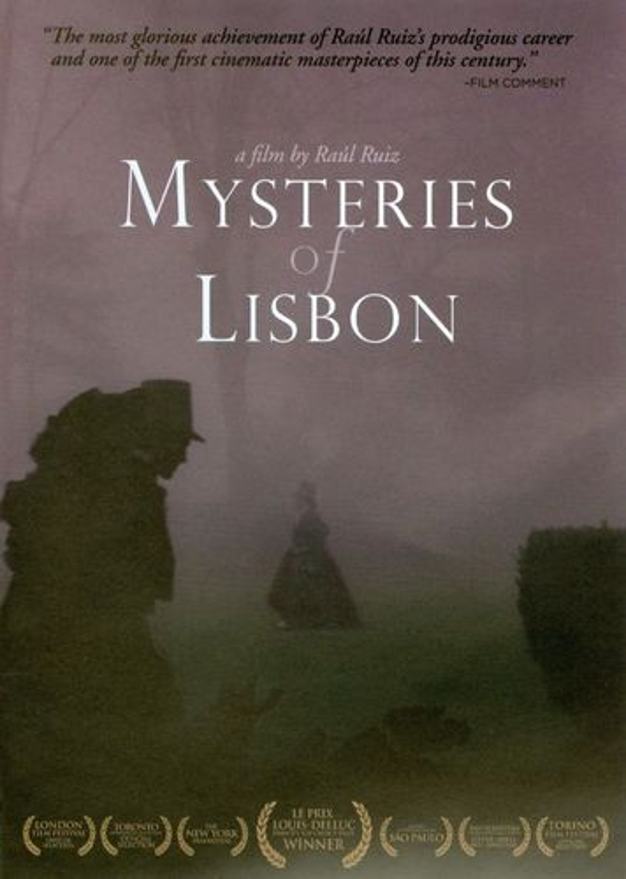 Mysteries of Lisbon [DVD] [2010] 19680236