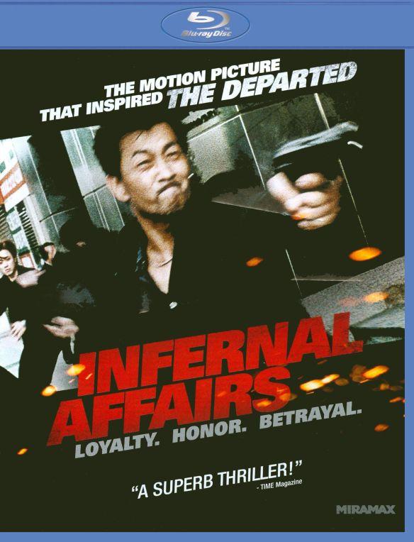 Infernal Affairs [Blu-ray] [2002] 19681138