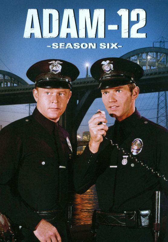 Adam-12: Season Six [4 Discs] [DVD] 19687609