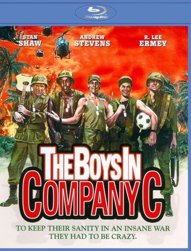 The Boys in Company C [Blu-ray] [1977] 19696628