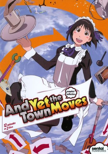 And Yet the Town Moves: Complete Collection [2 Discs] [DVD] 19719074