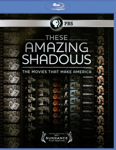 These Amazing Shadows: The Movies That Make America [Blu-ray] [2010] 19737565