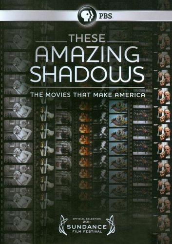 These Amazing Shadows: The Movies That Make America [DVD] [2010] 19737574