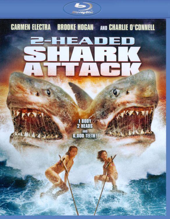2-Headed Shark Attack [Blu-ray] [2012] 19757601