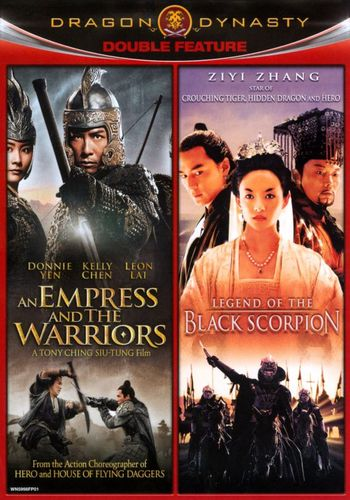 An Empress and the Warriors/Legend of the Black Scorpion [3 Discs] [DVD] 19758142