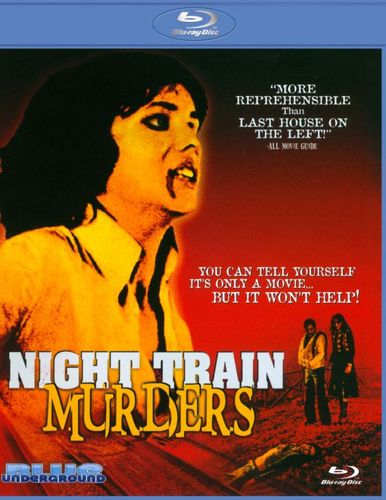Night Train Murders [Blu-ray] [1975] 19760156