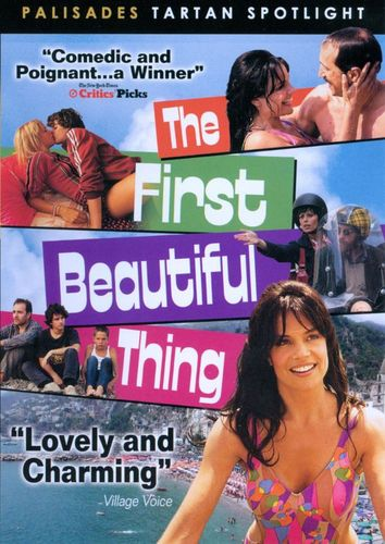 The First Beautiful Thing [DVD] [2010] 19760796
