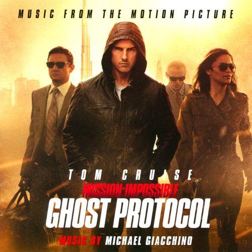 Mission Impossible: Ghost Protocol [Original Score] [CD] 19765973