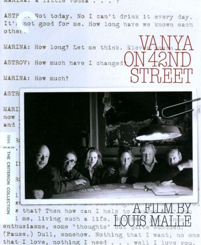 Vanya on 42nd Street [Criterion Collection] [Blu-ray] [1994] 19770095
