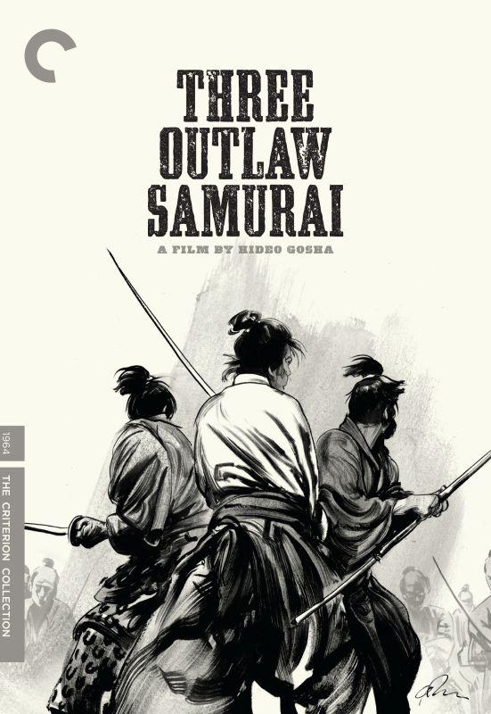 Three Outlaw Samurai [Criterion Collection] [DVD] [1964] 19770165