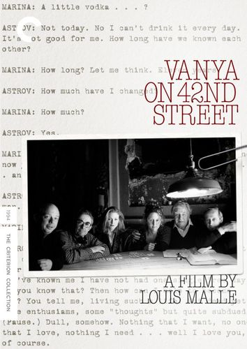 Vanya on 42nd Street [Criterion Collection] [DVD] [1994] 19770217