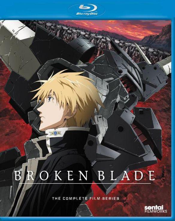 Broken Blade: The Complete Series [2 Discs] [Blu-ray] 19770987