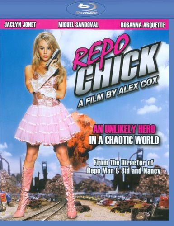 Repo Chick [Blu-ray] [2009] 19772233