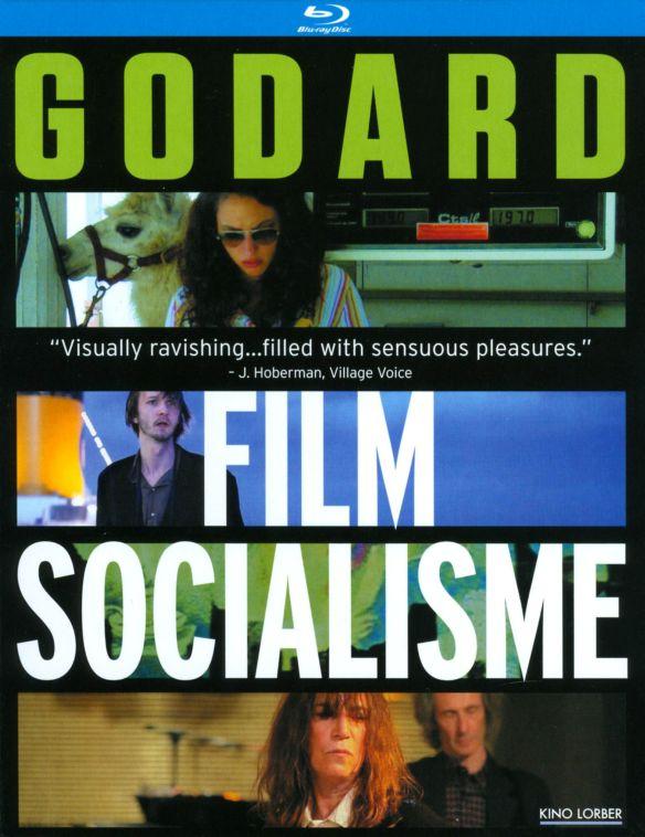 Film Socialisme [Blu-ray] [2010] 19776936