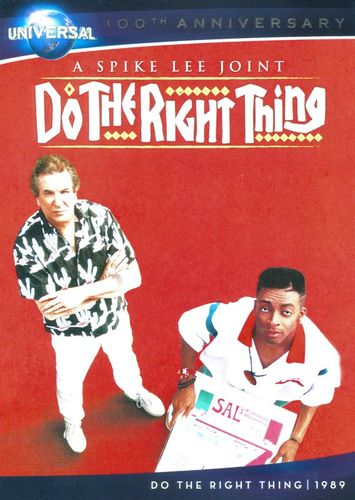 Do the Right Thing [Includes Digital Copy] [DVD] [1989] 19802416