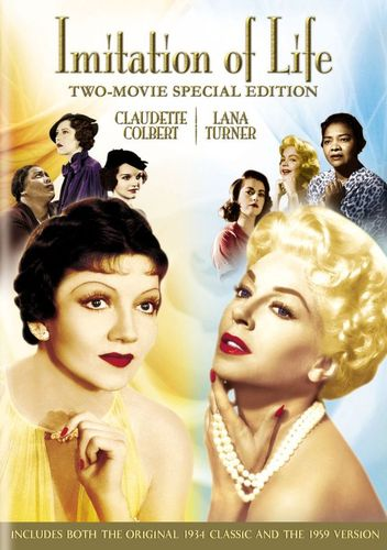 Imitation of Life (1934/1959) [Two-Movie Special Edition] [2 Discs] [DVD] 19802461