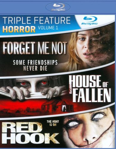 Horror Triple Feature, Vol. 1 [Blu-ray] 19802965