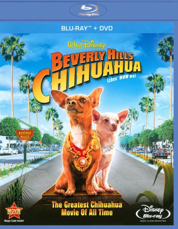Beverly Hills Chihuahua [2 Discs] [Blu-ray/DVD] [2008] 1980594