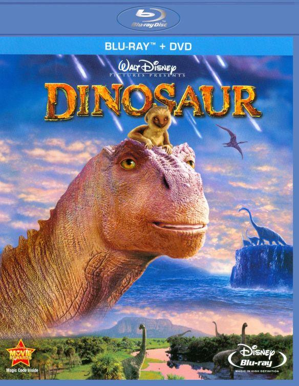 Dinosaur [2 Discs] [Blu-ray/DVD] [2000] 1980637