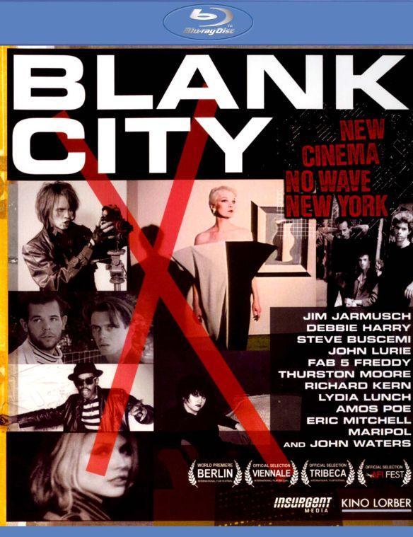 Blank City [Blu-ray] [2009] 19813361