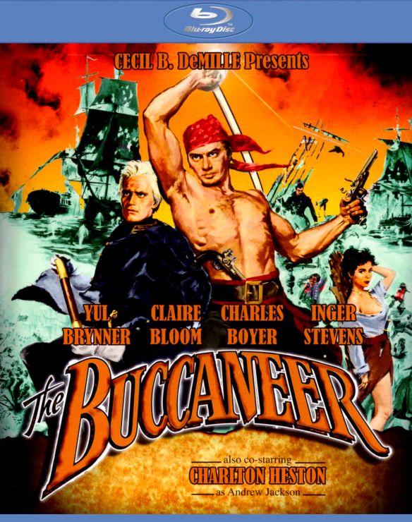 The Buccaneer [Blu-ray] [1958] 19813476