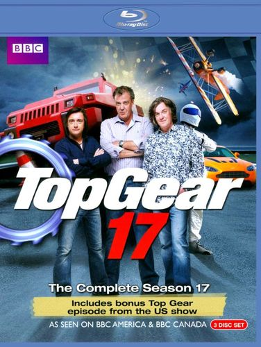 Top Gear: The Complete Season 17 [3 Discs] [Blu-ray] 19813485