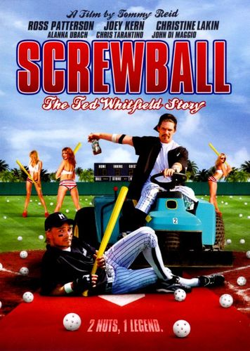 Screwball: The Ted Whitfield Story [DVD] [2010] 19819595