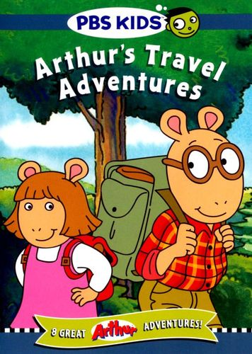 Arthur: Arthur's Travel Adventures [DVD] 19822244