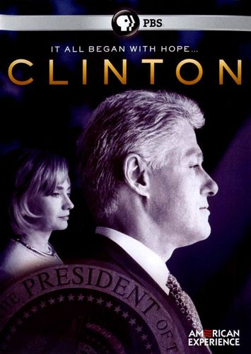 American Experience: Clinton [DVD] [English] [2012] 19822323