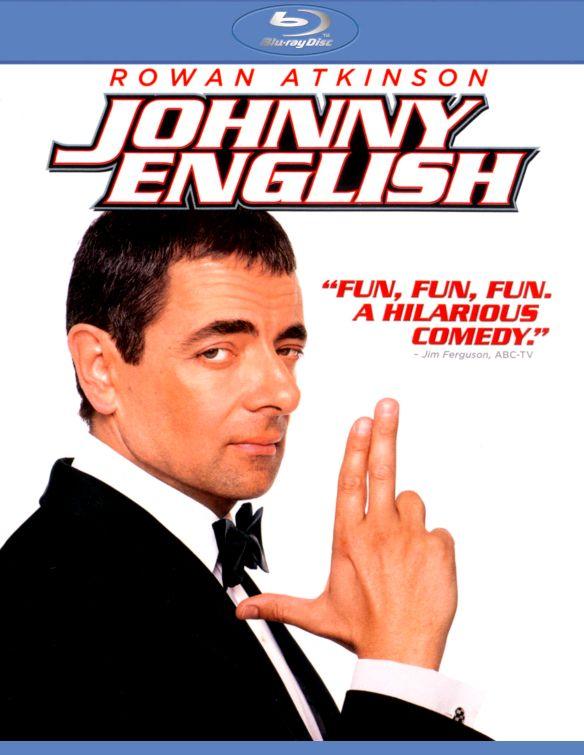 Johnny English [Blu-ray] [2003] 19836592