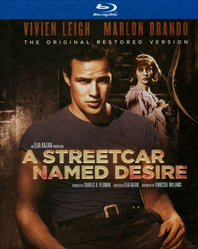 A Streetcar Named Desire [60th Anniversary Edition] [DigiBook] [Blu-ray] [1951] 19838806