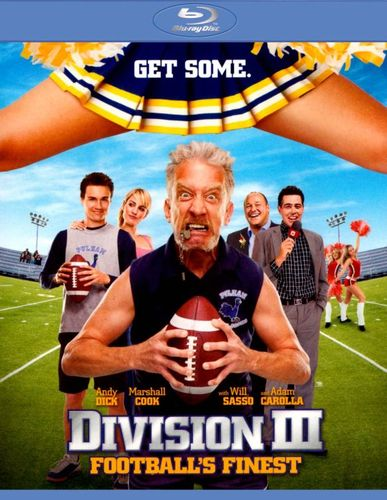Division III: Football's Finest [Blu-ray] [2011] 19841681