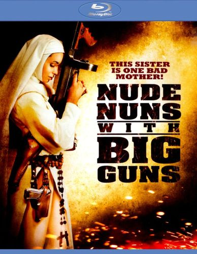 Nude Nuns With Big Guns [Blu-ray] [2010] 19841872
