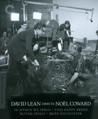 David Lean Directs Noel Coward [Criterion Collection] [4 Discs] [Blu-ray] 19842495