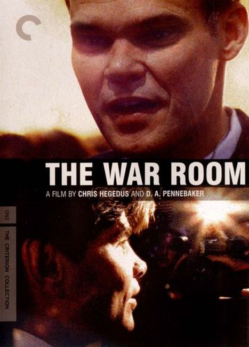 The War Room [Criterion Collection] [DVD] [1993] 19842538
