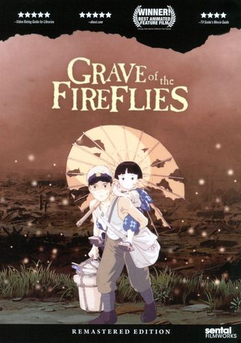 Grave of the Fireflies [DVD] [1988] 19845696