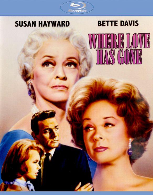 Where Love Has Gone [Blu-ray] [1964] 19850291