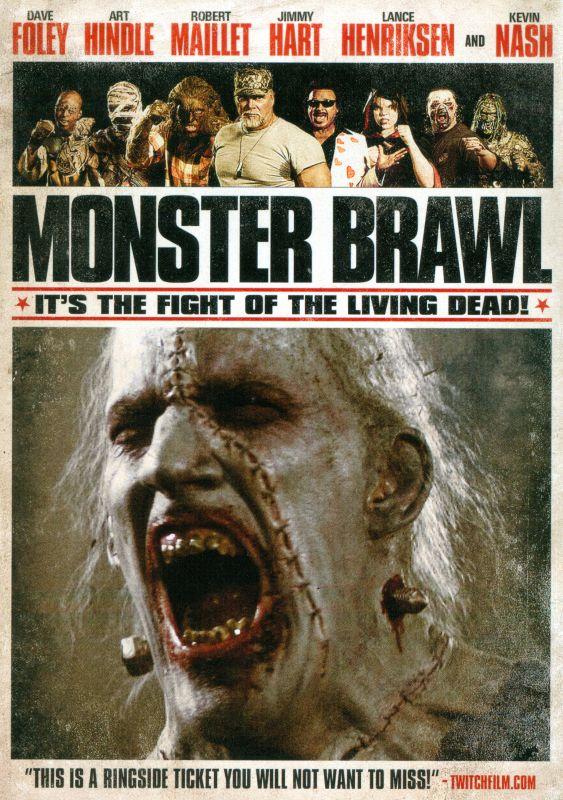 Monster Brawl [DVD] [2011] 19852474
