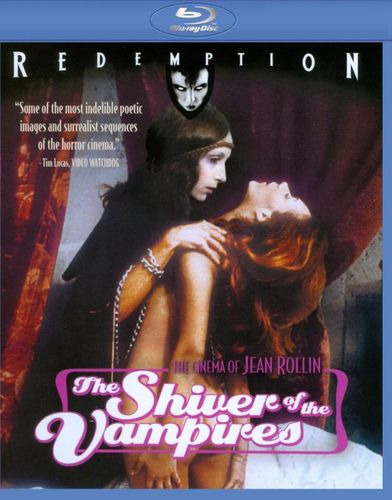 Shiver of the Vampires [Blu-ray] [1970] 19865645