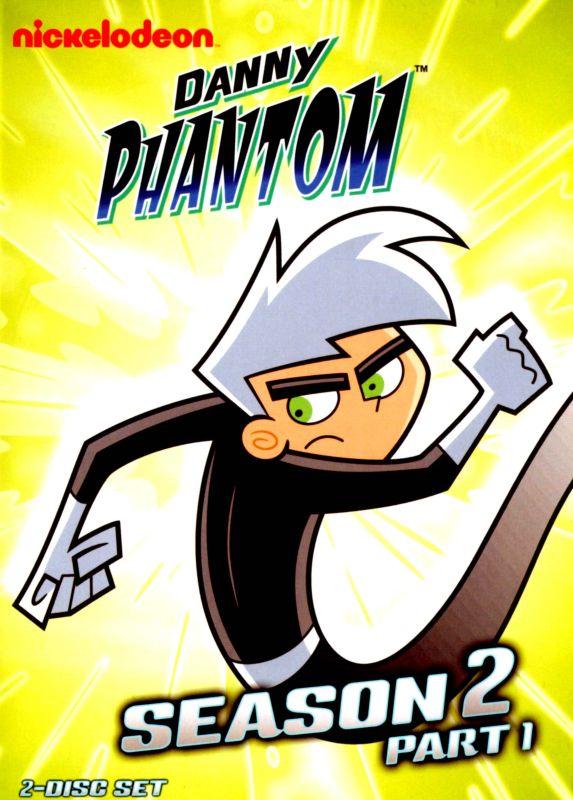 Danny Phantom: Season 2, Part 1 [2 Discs] [DVD] 19881154