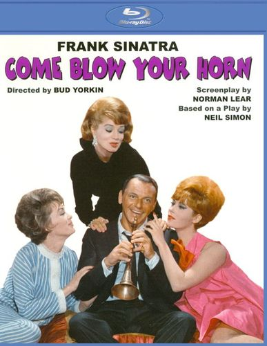 Come Blow Your Horn [Blu-ray] [1963] 19885187
