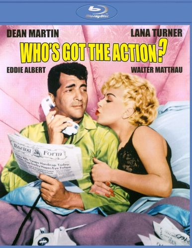 Who's Got the Action? [Blu-ray] [1963] 19885593
