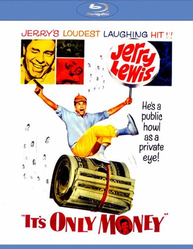 It's Only Money [Blu-ray] [1962] 19885836